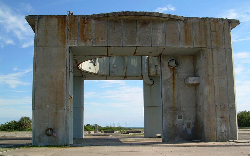 Apollo 1 Launch Complex 34 in Cape Canaveral, Florida