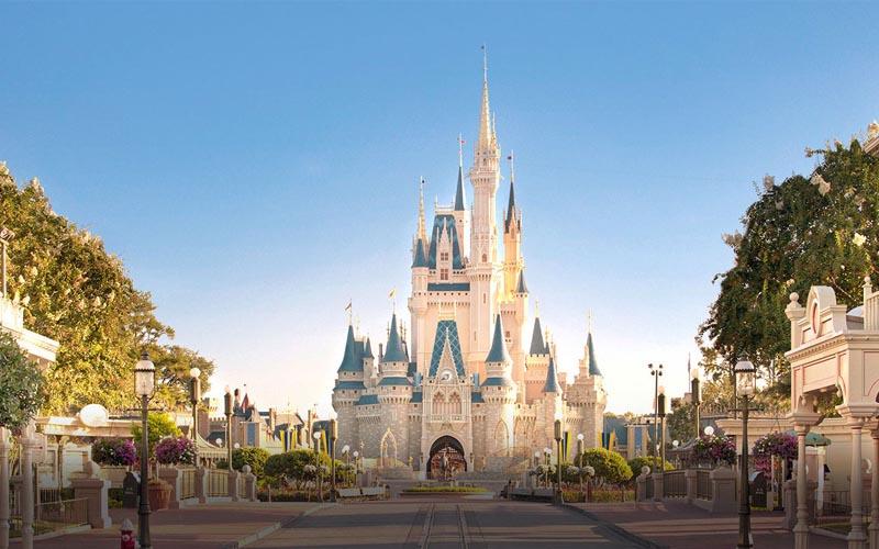 Walt Disney World in Orlando, Florida