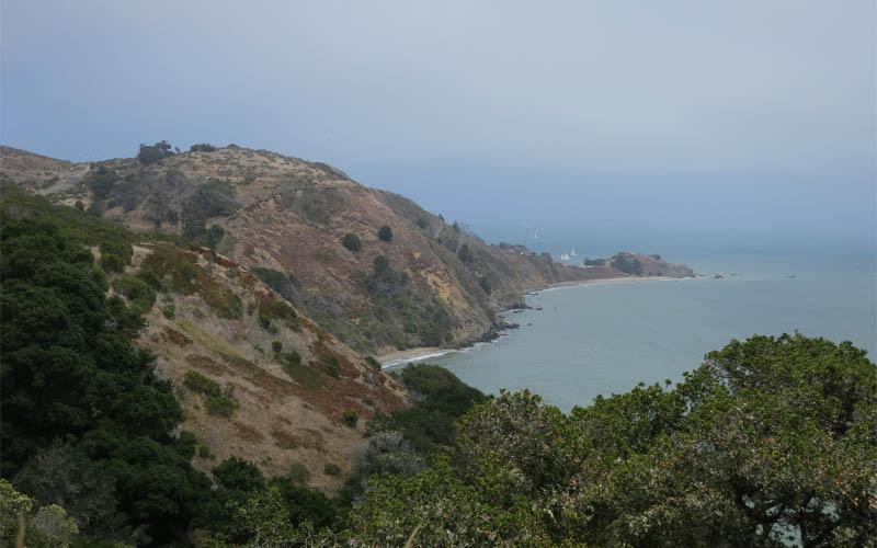 Angel Island in San Francisco, California