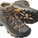 KEEN Men's Targhee II Mid Wide Hiking Shoe side