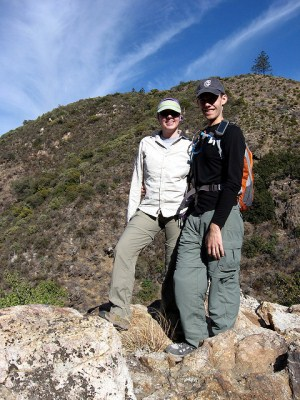 What to wear on a hiking date