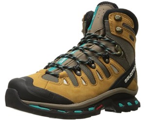 Best Hiking Boots For Women In 2017 - Salomon Women's Quest 4D 2 GTX Hiking Boot - 300x250 Sidebar
