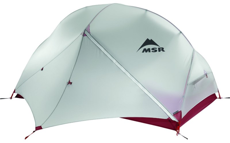 Best Backpacking Tents - MSR Hubba Hubba NX 2-Person Tent - ftr