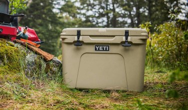 best camping cooler - Yeti Tundra