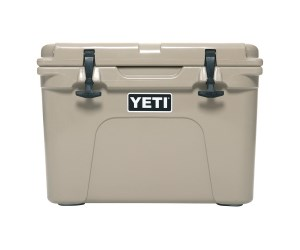 Best Cooler for Camping - Yeti Tundra 35 - 300