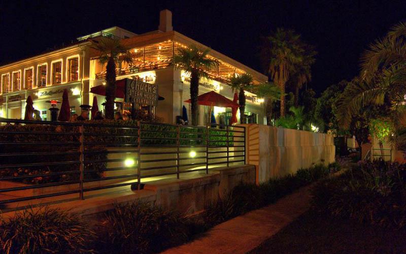 Chuck's Waterfront Grill in Santa Barbara, California