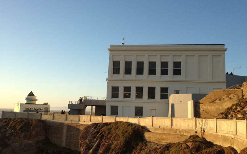 The Cliff House in San Francisco, California