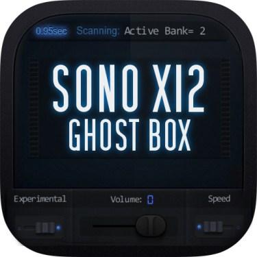 Sono x12 Spirit Box App