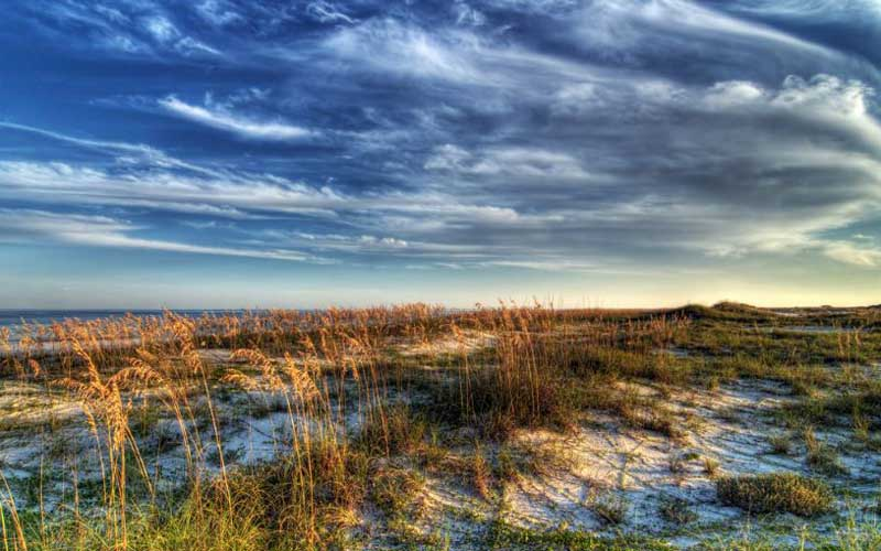 St George Island State Park in St George Island, Florida
