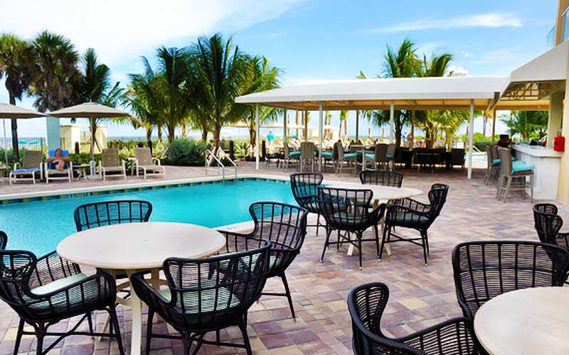 McCoy's Oceanfront in Pompano Beach, Florida