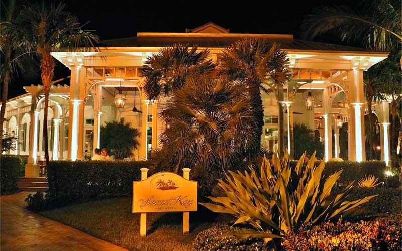 Latitudes in Key West, Florida