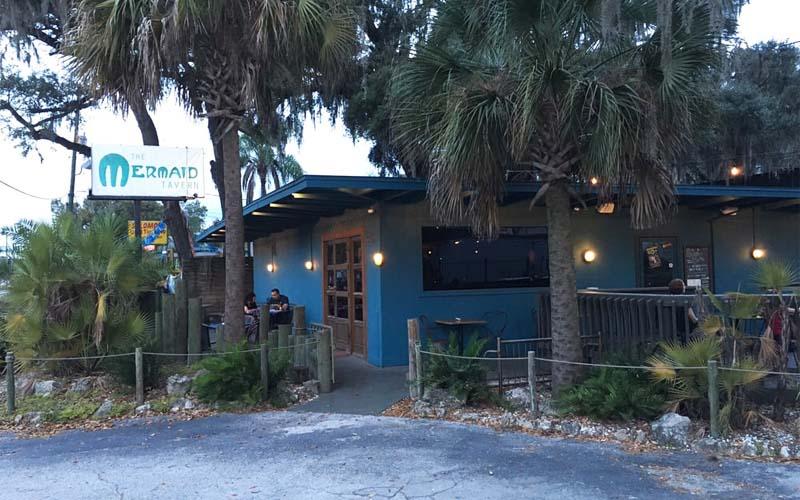 The Mermaid Tavern in Tampa, Florida