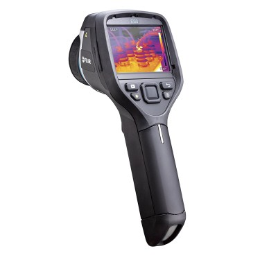 FLIR E50: Compact Thermal Imaging Camera