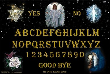 Divine Ouija Board - Divination Tool
