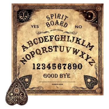Ouija Mystical Spirit Board
