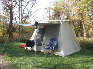 The perfect tent can turn a good camping trip into a great one