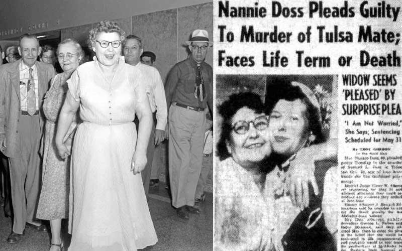 Nannie Doss - The Giggling Nanny – Various States in the U.S.