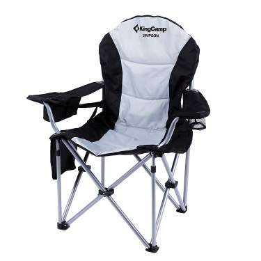 KingCamp Folding Deluxe Arm Chair