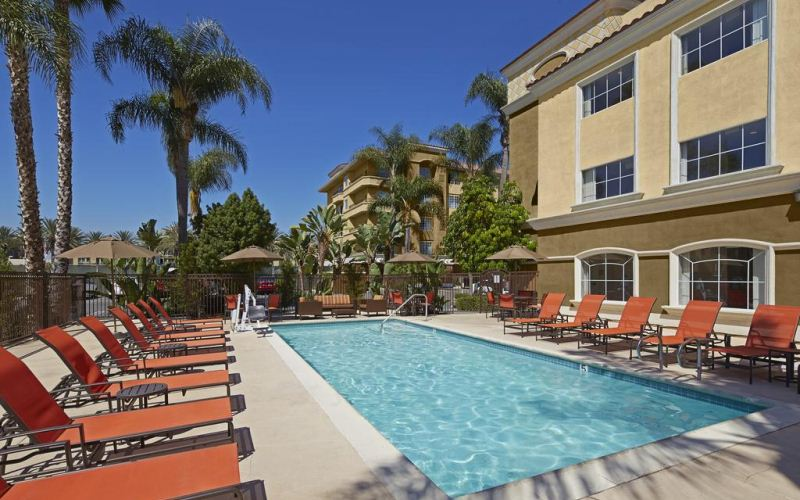 Portofino Inn and Suites Anaheim Hotel - Great value for the money