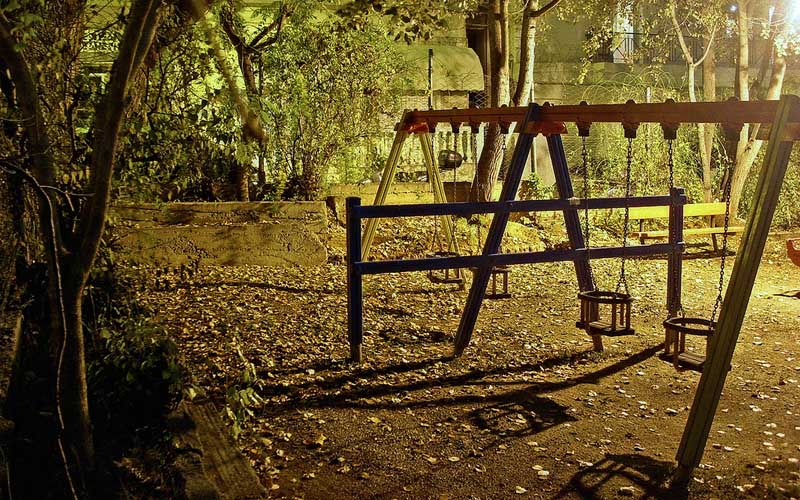 The Paranormal Entity That Follows You Home From This Santa Barbara Park Will Make You Sleep With The Lights On