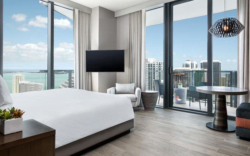Hotel EAST in Miami, Florida