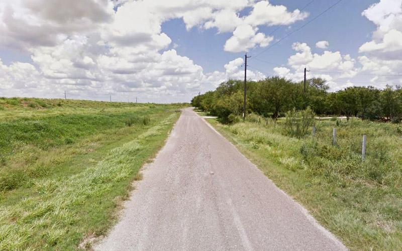 Whalen Road in Pharr, Texas