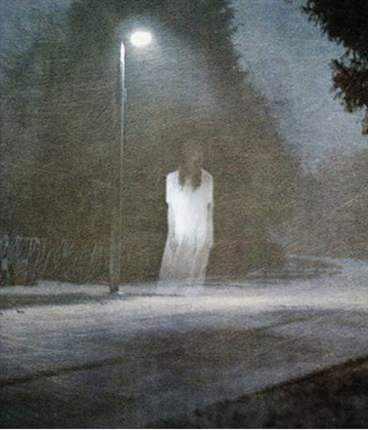 hitch hiker ghost