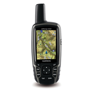 Garmin GPSMAP 62St - Rugged and reliable