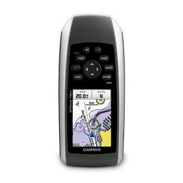 Garmin GPSMAP 78sc - Our favorite waterproof GPS