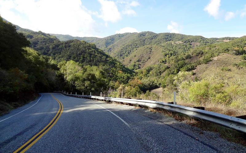 Hicks Road in Los Gatos, California