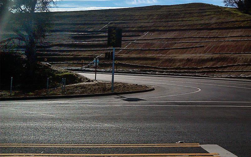 Highway 101 in Prunedale, California