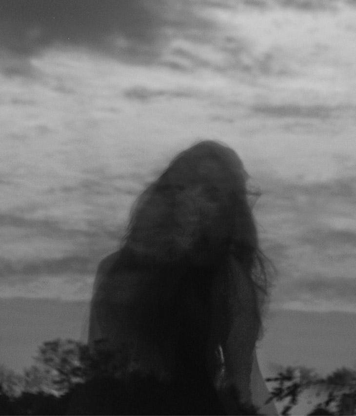 creepy ghost