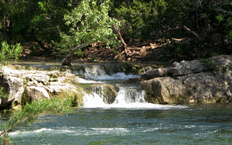 Twin Falls in Austin, Texas