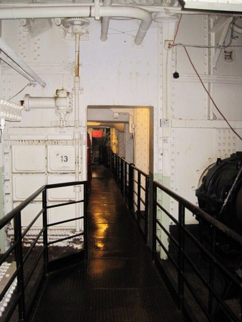 Queen Mary Engine Room: The Many Ghosts Of The Queen Mary