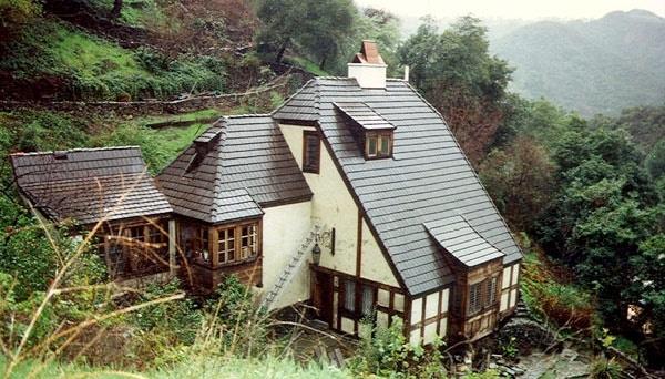 Paul Bern Harlow House