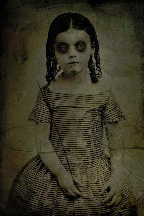 burney child ghost haunts black ranch road