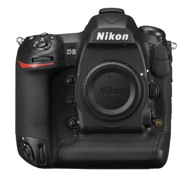 Nikon D5 - Winner of The Best High End DSLR Cameras for Wildlife Photography