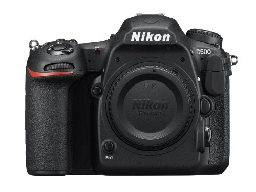 Nikon D500 - Winner of The Best Mid Range DSLR Cameras for Wildlife Photography