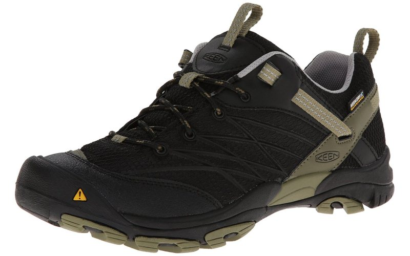Best Hiking Shoes for the Appalachian Trail - KEEN Men s Marshall WP Hiking  Shoe 712704fd9cae