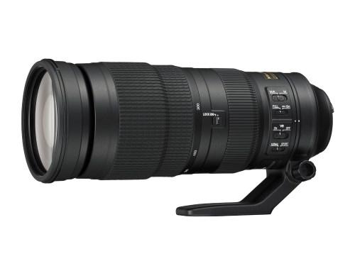 Nikon AF-S FX Nikkor 200-500 mm f5.6E ED VR