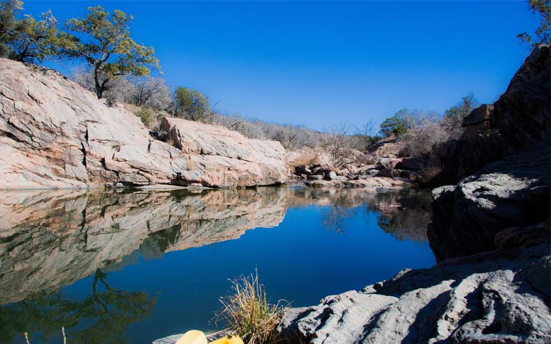 10 Paranormal Swimming Holes In Texas