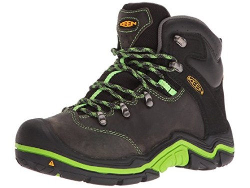 Keen's Torino Mid Top Waterproof Hiking Boot