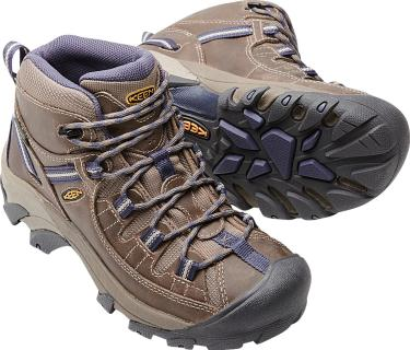 Best Hiking Boots   Shoes For Bunions - KEEN Women s Targhee II Mid WP  Hiking Boot 0bbdd6e179