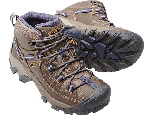 KEEN Women's Targhee II Mid WP Hiking Boot b
