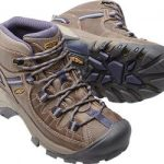 Best Hiking Boots & Shoes For Bunions - KEEN Women's Targhee II Mid WP Hiking Boot