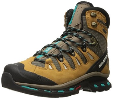 65524ff553243 Best Hiking Boots For Women In 2017 - Salomon Women s Quest 4D 2 GTX Hiking  Boot