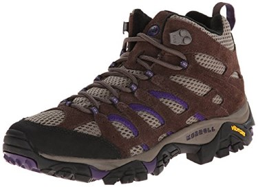 Merrell Women's Moab Ventilator Mid Hiking Boot