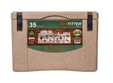 Canyon Coolers Outfitter Series 35-qt. SANDSTONE