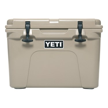 Best Cooler for Camping - Yeti Tundra 35 - 375