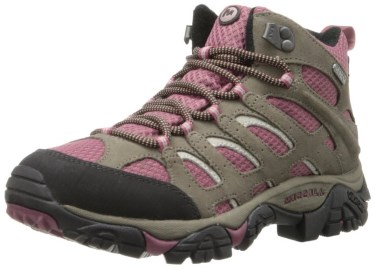 Merrell Women's Moab Mid Waterproof Hiking Boot